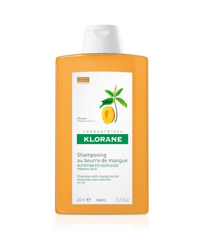 Klorane Nourishing and Hydrating Shampoo with Mango Butter