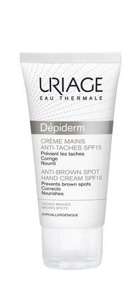 Uriage Depiderm Anti-Brown Spot Hand Cream Spf 15 50ml