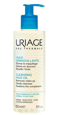 Uriage Cleansing Face Oil Make up Remover 150 ml