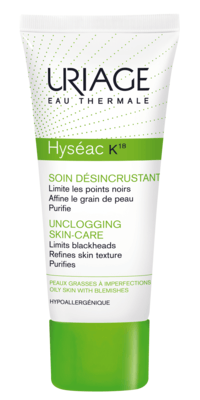 Uriage Hyseac K18 Deep pore cleansing care 40 ml