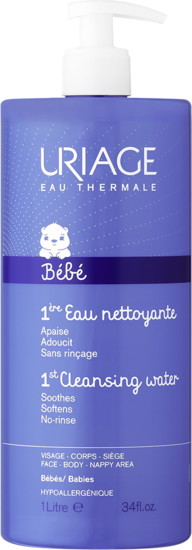 Uriage Bebe 1st Cleansing Water