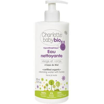 Charlotte Baby Bio Cleansing Water