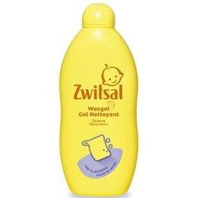 Zwitsal Baby Cleansing Gel Soap-Free