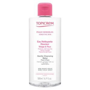 Topicrem Gentle Cleansing Water Face and Eyes