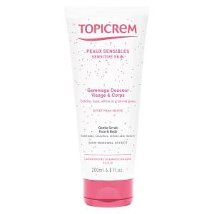 Topicrem Gentle Scrub Face & Body 200ml