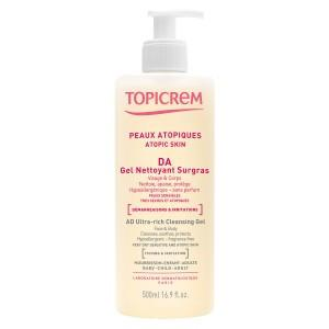 Topicrem Ad Ultra-Rich Cleansing Gel 500ml