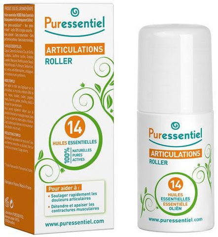 Puressentiel Joints Roller with 14 Essential Oils 75ml