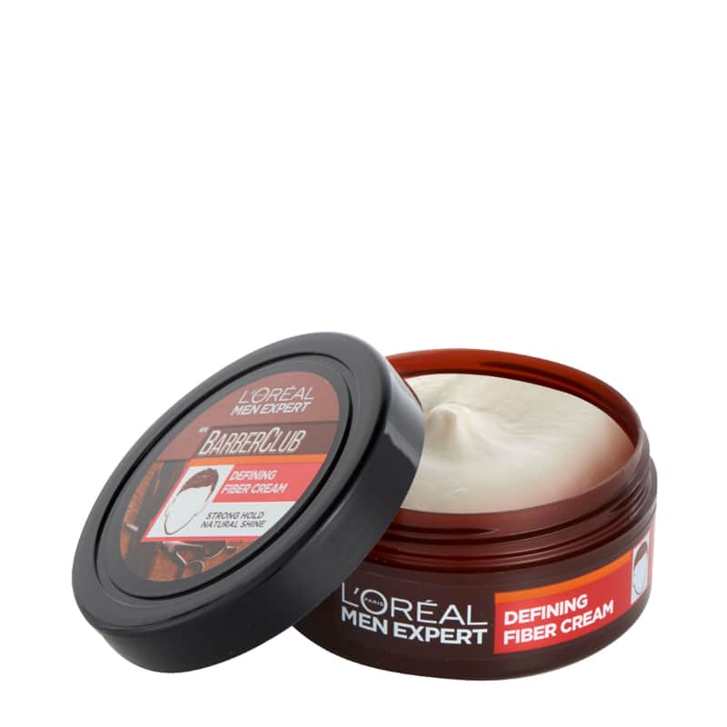 L'Oreal Men Expert Barber Club: Beard & Hair Styling Cream