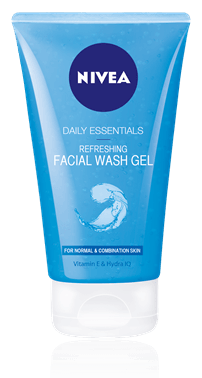 Nivea Daily Essentials Refreshing Face Wash 150ml