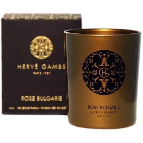 Herve Gambs Rose Bulgarie Candle 190GR