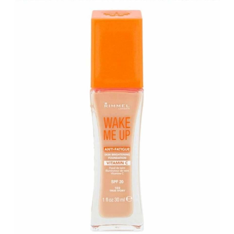 Rimmel Wake Me Up Foundation with Vitamin C