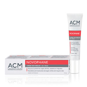 ACM Novophane Nail Cream Nourishes & Hydrates