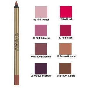 Max Factor Colour Elixir Lip Liner