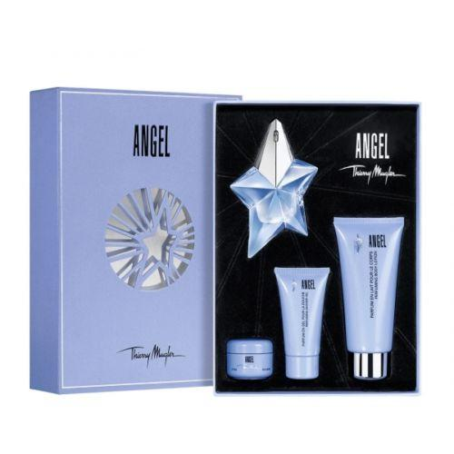 Thierry Mugler Angel Gift Set with body lotion & shower gel