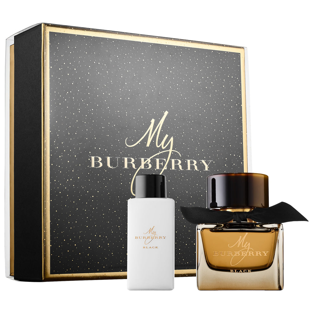 Burberry My Burberry Black Gift Set: EDP 50ml + Body Lotion