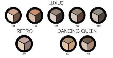 Paese Luxus Matte Eyeshadow 104