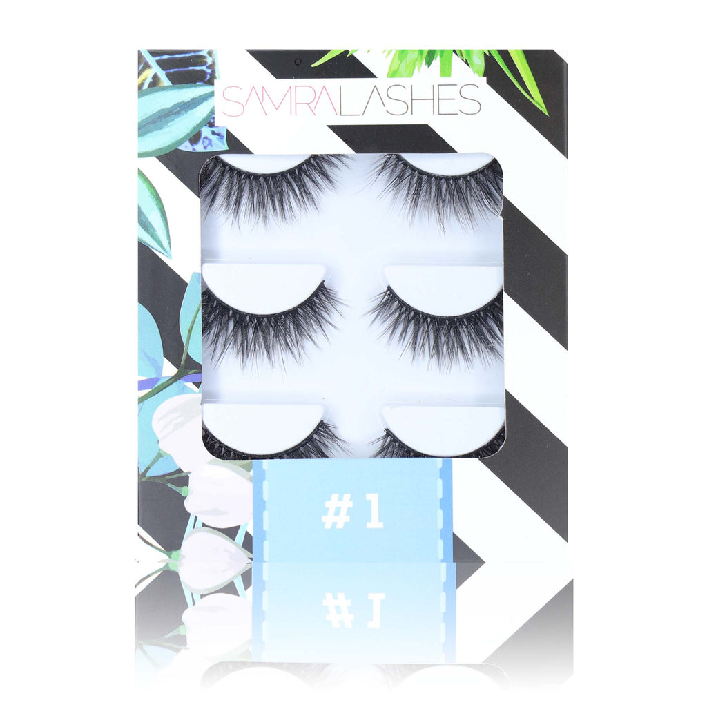Samra Lashes Secret Collection #1 Lashes