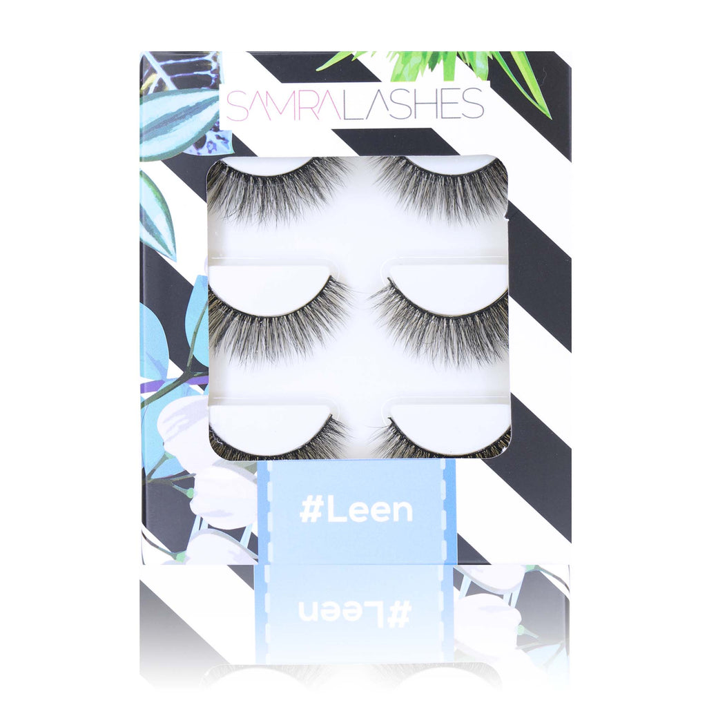 Samra Lashes Leen Lashes - For Small Eyes