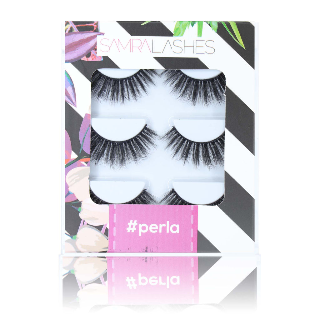 Samra Lashes Paradise Collection Perla