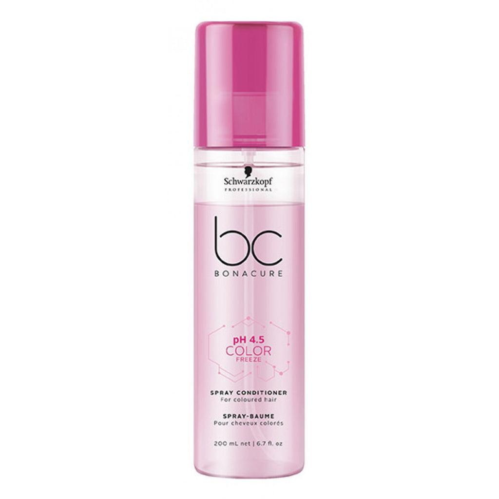 Schwarzkopf Professional BC Bonacure pH 4.5 Color Freeze Spray Conditioner 200ml