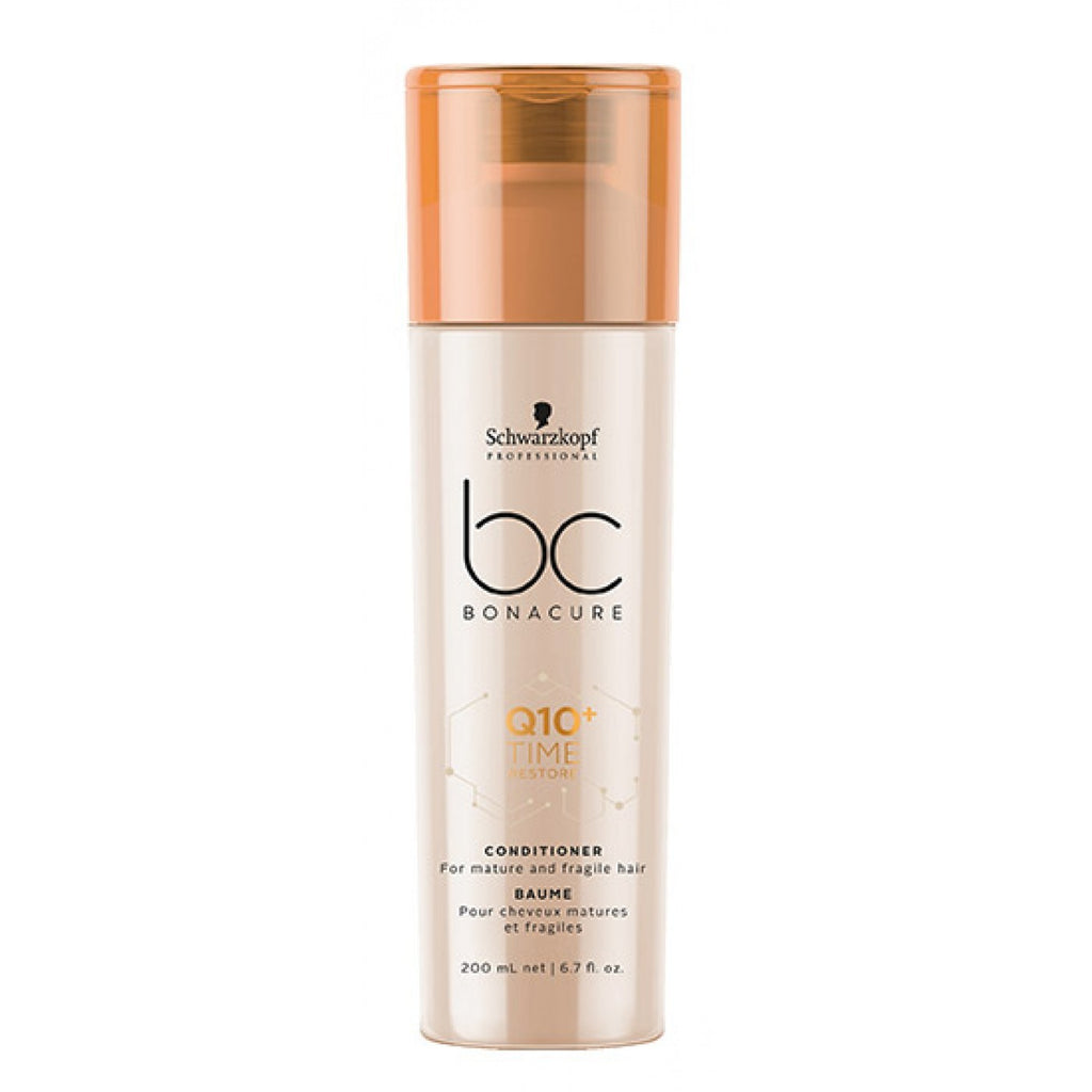 Schwarzkopf Professional BC Bonacure Q10+ Time Restore Conditioner 200ml