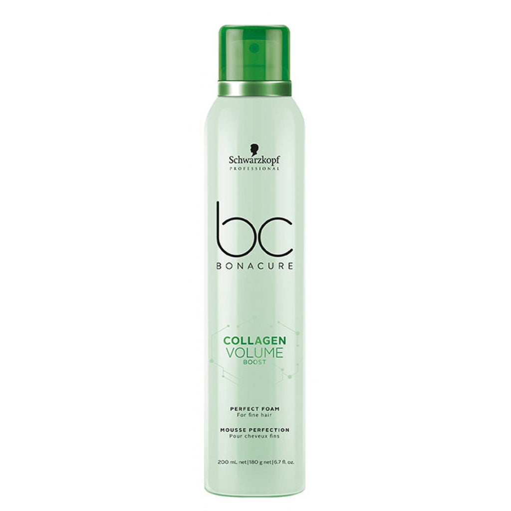 Schwarzkopf Professional BC Bonacure Collagen Volume Boost Perfect Foam 200ml