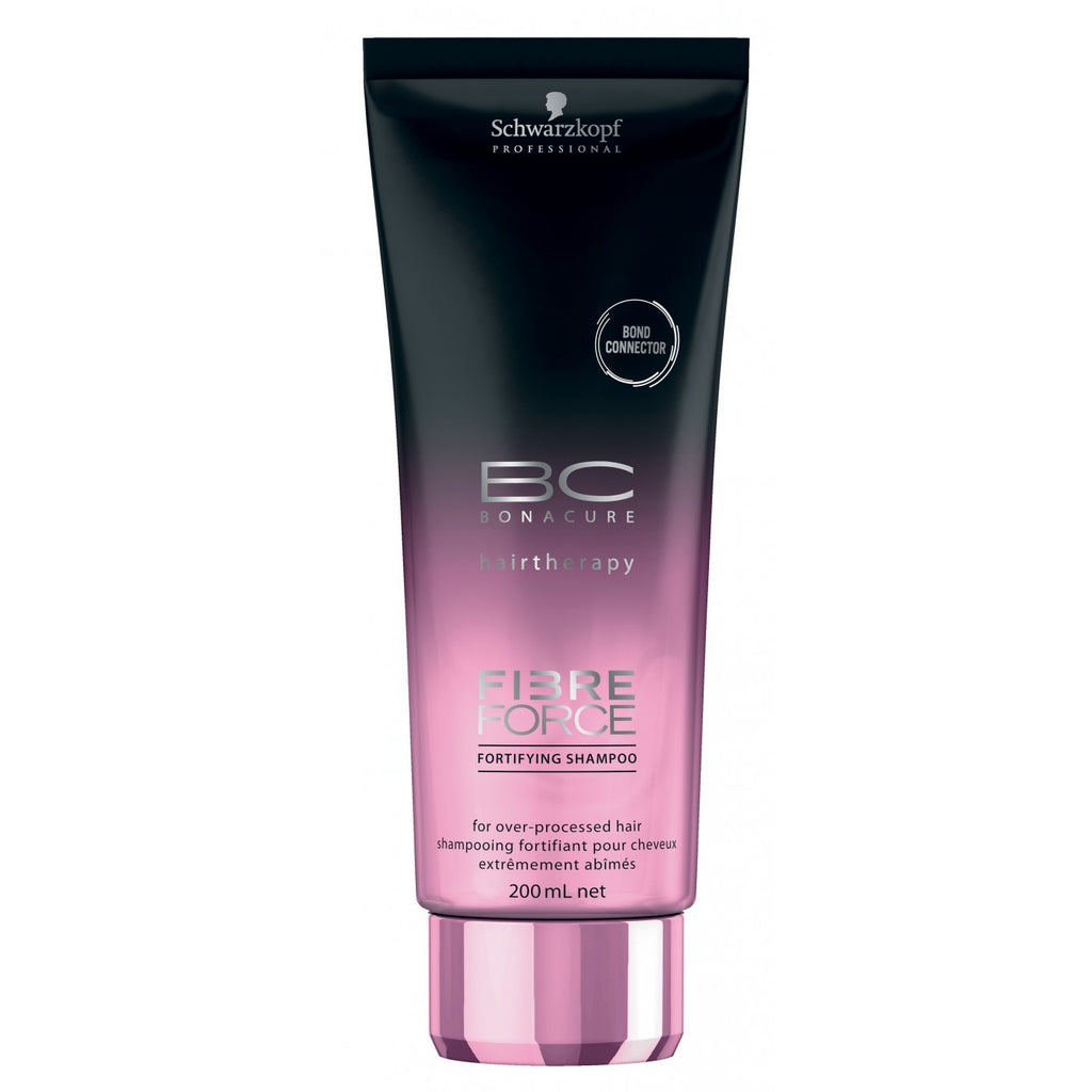 Schwarzkopf Professional BC Bonacure Fibre Force Fortifying Shampoo 200ml