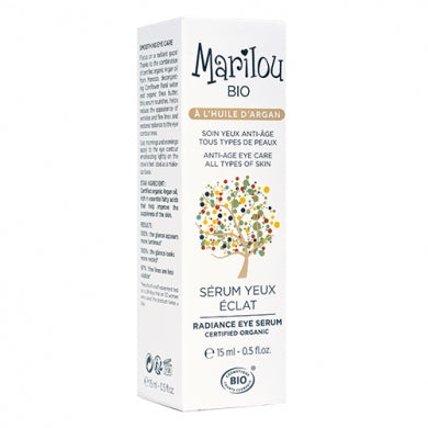Marilou Bio - Eyes Sparkle Serum with Argan Oil