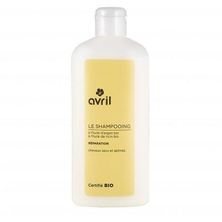 Avril Repair Shampoo for Dry and Damaged Hair 250ml - Certified Organic