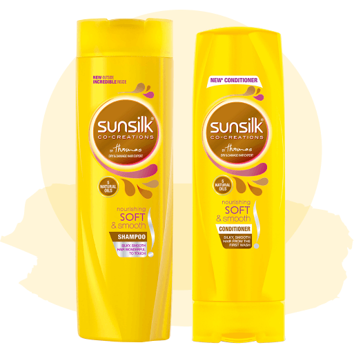 Sunsilk Shampoo and Conditioner Soft & Smooth - Save 20%