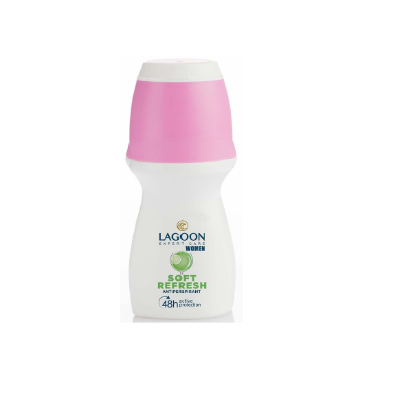 Lagoon Roll-On 48H Anti-Perspirant for Women 50ml - 5 Scents