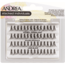 Andrea Individual Stacked Long Black