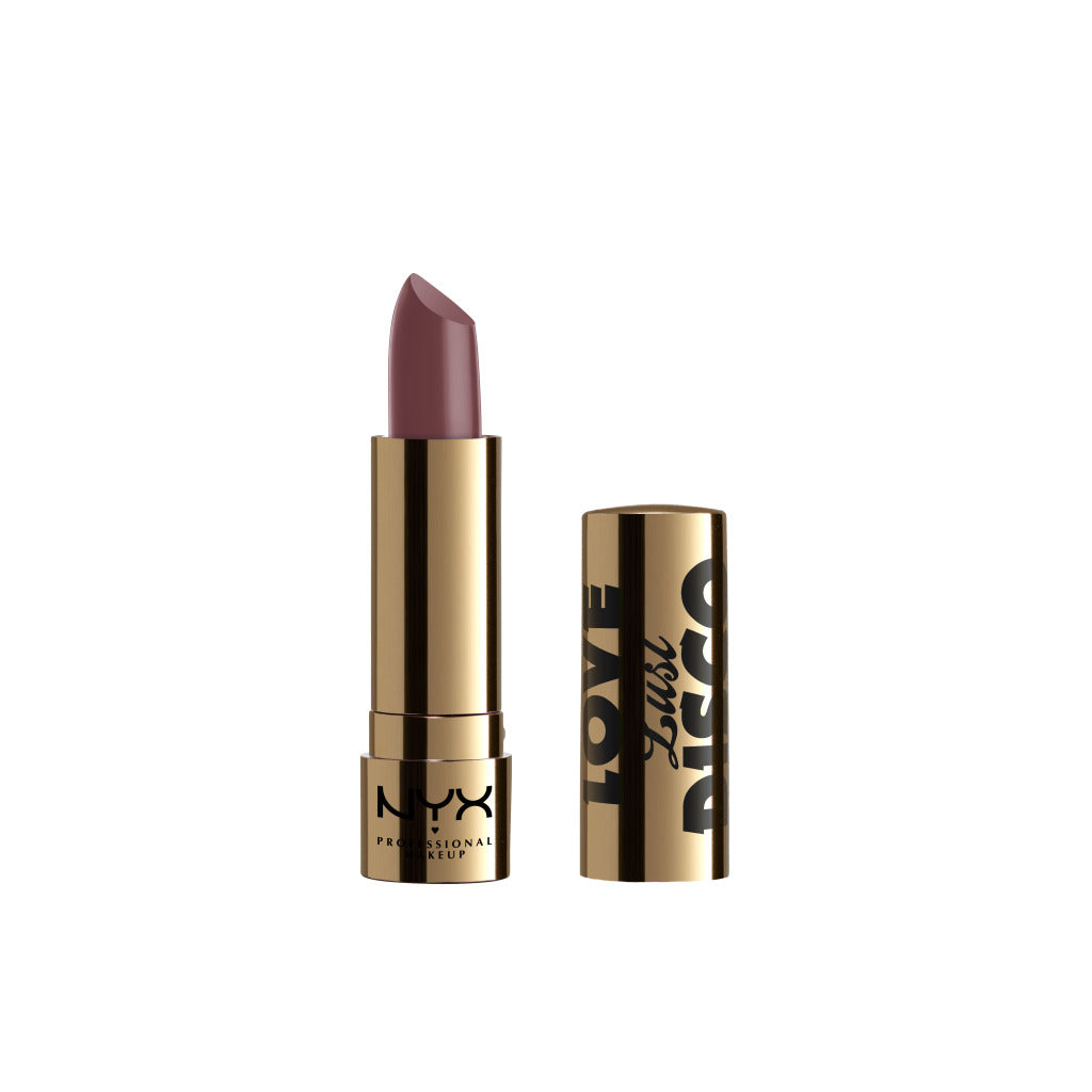 Nyx Professional Makeup Love Lust Disco Satin Cream Lipstick