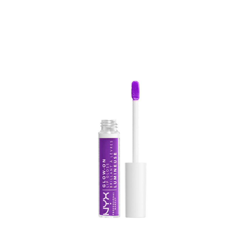 NYX Professional Makeup Glow-On Lip Gloss