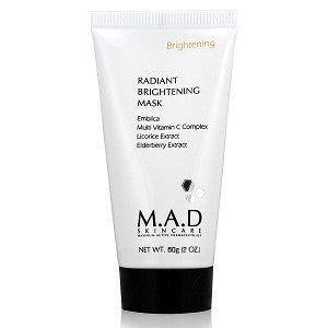 M.A.D Skincare Brightening Mask
