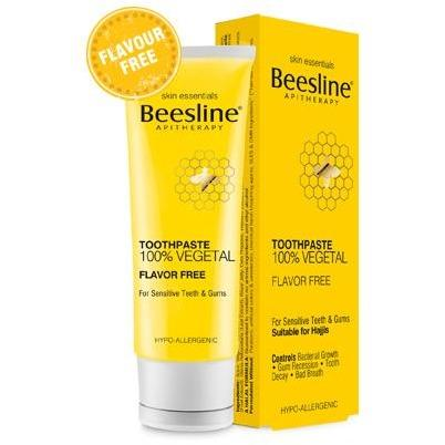 Beesline Toothpaste 100% Vegetal Flavor Free for Sensitive Teeth 35g