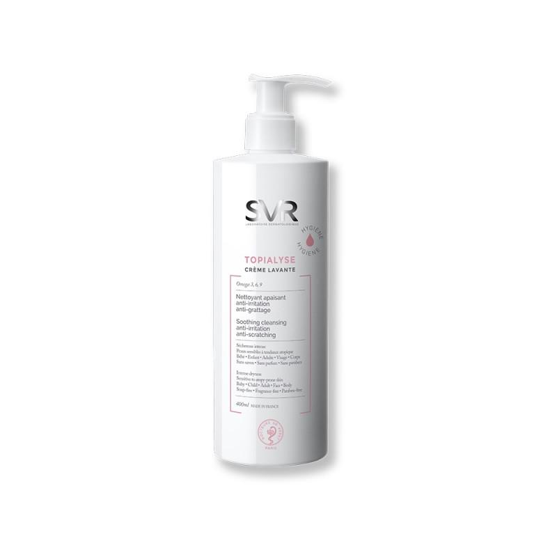 SVR Topialyse Cleansing Cream 400ml
