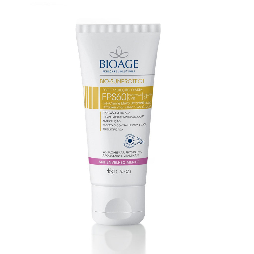 Bioage Bio-Sun Protect SPF 60 Colorless Anti-aging