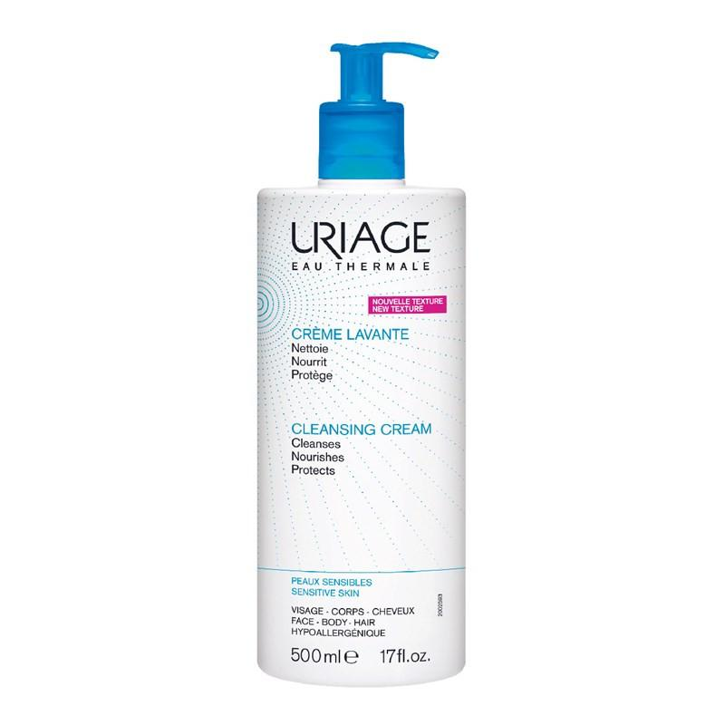Uriage Soap-free Nourishing and Cleansing Cream 500 ml