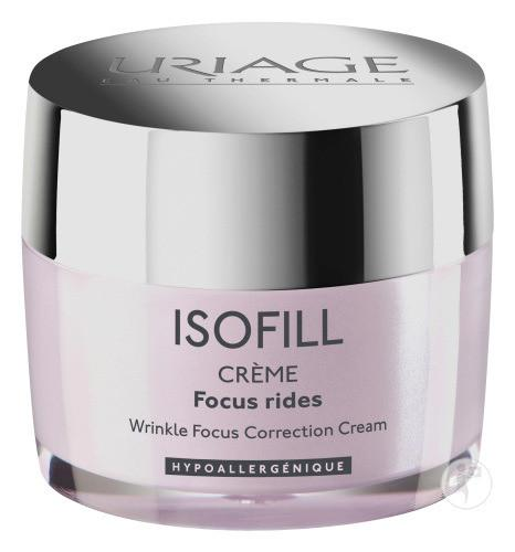 Uriage Isofill Wrinkle Focus Correction Cream 50 ml