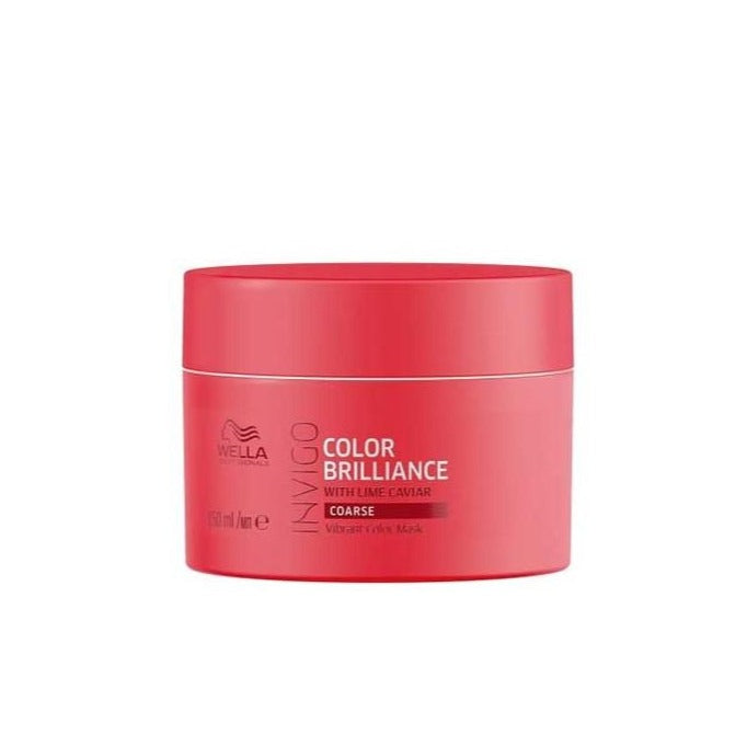 Wella Professionals Invigo Brilliance Vibrant Color Hair Mask