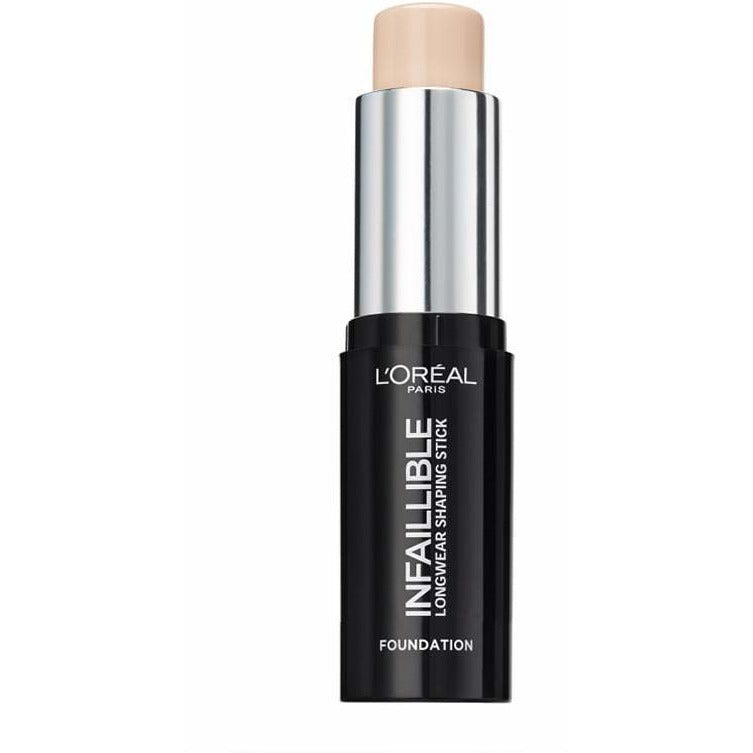 L'Oreal Paris Infallible Longwear Shaping Stick Foundation