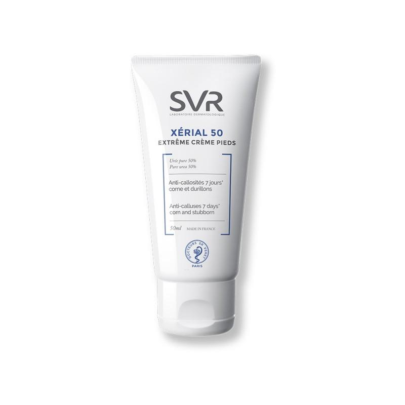 SVR Xerial 50 Extreme Foot Cream 50ml