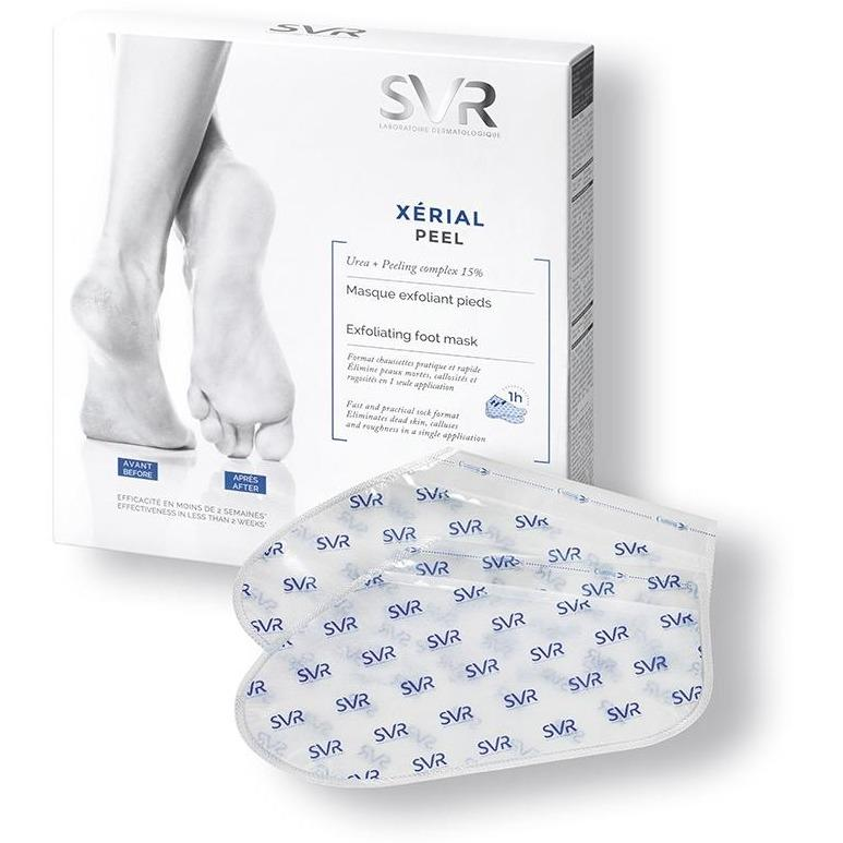 SVR Xerial Peel Exfoliating Foot Mask