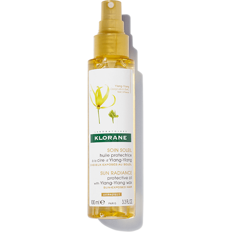 Klorane Protective Oil with Ylang-Ylang Wax