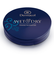 Dermacol Wet n Dry Compact Powder Foundation