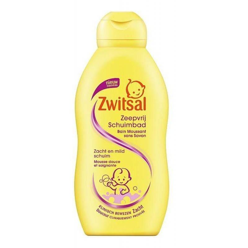 Zwitsal Baby Bubble Bath Foam | Bath & Body | feel22 | Lebanon