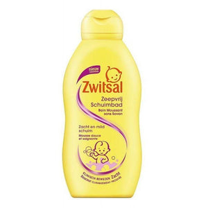 Zwitsal Baby Bubble Bath Foam