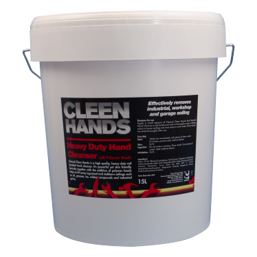 cleenhands heavy duty hand cleaner