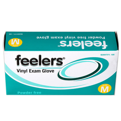 vinyl clear disposable gloves